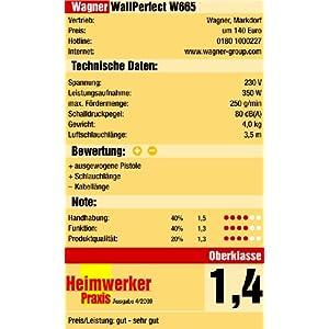 wagner wandfarben spr hsystem wallperfect w665 ebay. Black Bedroom Furniture Sets. Home Design Ideas