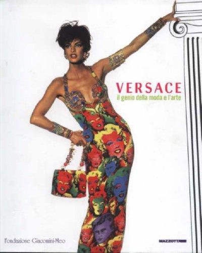 Versace. Il genio della moda e l'arte