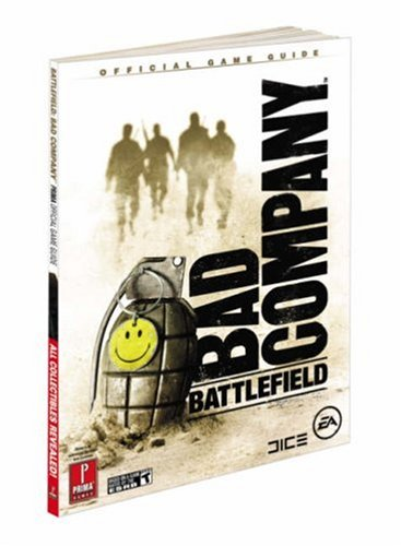 Battlefield: Bad Company: Prima Official Game Guide (Prima Official Game Guides)
