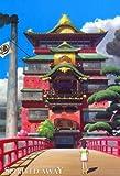 Spirited Away Poster Movie B 11x17 Rumi H?ragi Miyu Irino Takashi Nait? Mari Natsuki MasterPoster Print, 11x17