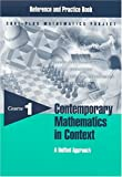 img - for Contemporary Mathematics in Context: A Unified Approach, Course 1, Reference and Practice Book book / textbook / text book