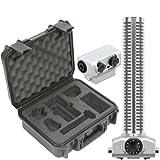 Zoom SGH-6 + EXH-6 + SKB 1209 Waterproof Broadcast Kit Case - Bundle