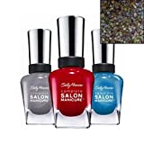 Complete Salon Manicure Nail Colour by Sally Hansen Twinkle Toes 14.7ml