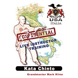 Confidential Live Training - Kata Chinto