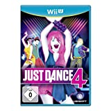Ubisoft Wii U Just Dance 4