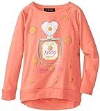 Energie Big Girls' Naomi Cozy Perfume Sweatshirt