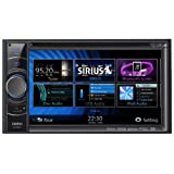 "#7: Clarion NX501 6.2"" Double-DIN Navigation Multimedia Control Station"