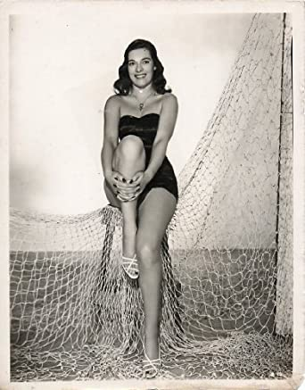 Original Photograph Outcast of the Islands Kerima Ralph Richardson Carol Reed 1951