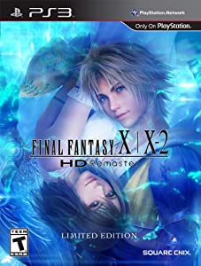 com: Final Fantasy X|X-2 HD Remaster Limited Edition - Playstation 3