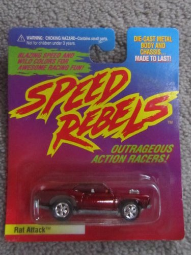 1997 Speed Rebels Rat Attack
