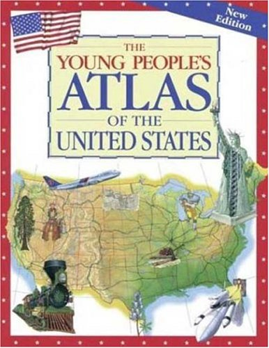 The Young People's Atlas of the United States (Atlas), JAMES HARRISON