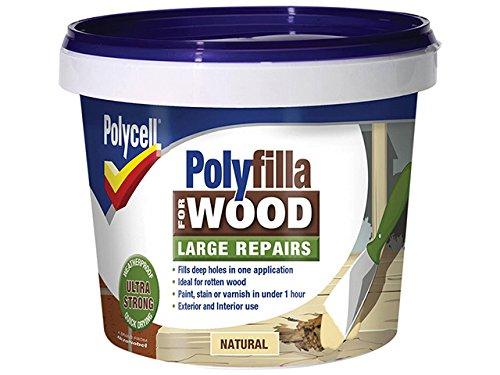 polycell-polyfilla-wood-large-repair-375gm-natural-tub