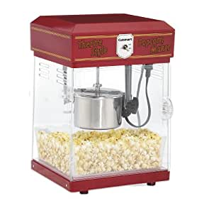 Cuisinart CPM-25C Theatre Style Popcorn Maker (Red)