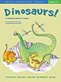img - for Dinosaurs!: 11 Monster Pieces for Piano (Faber Edition) book / textbook / text book