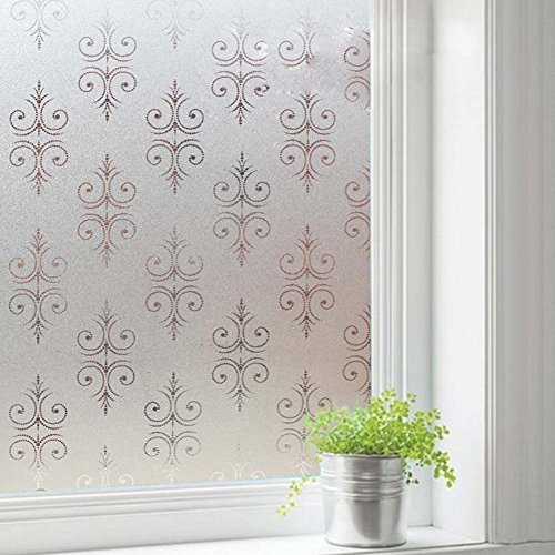 lycsix66-no-glue-static-cling-stained-glass-paper-decorative-frosted-window-film-177-x-787-inches-45