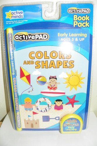 Active Minds Colors & Shapes Early Learning