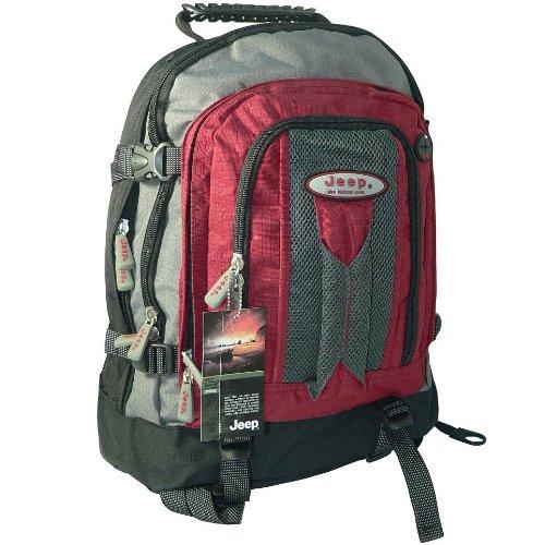 Jeep Rucksack Handgepäck Reise Tasche Laptop