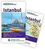 Istanbul: MERIAN live! - Mit Kartenatlas im Buch und Extra-Karte zum Herausnehmen