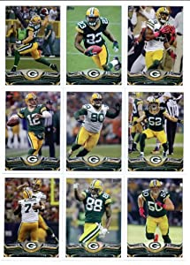 2013 Topps NFL Football Team Set - Green Bay Packers : 14 Cards > Casey Hayward... by Topps