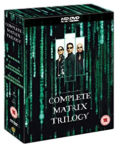 The Complete Matrix Trilogy [HD DVD]