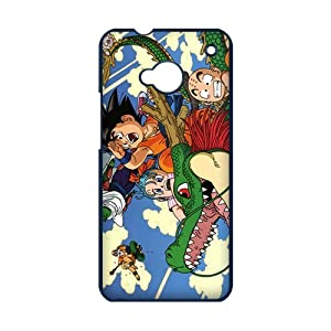 Classic Japanese Anime Dragon Ball Goku For HTC One M7 Durable Plastic Case-Creative New Life