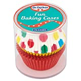 Dr Oetker Fun Baking Cases 1 x 75s