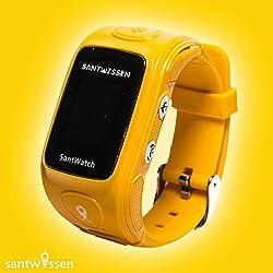 Santwissen ST01 Smartwatch (Yellow)