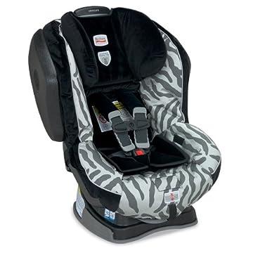 Britax Advocate G4 Convertible Car Seat (Zebra)