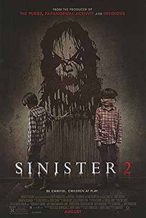 "Sinister 2 - Authentic Original 27"" x 40"" Movie Poster at ..."