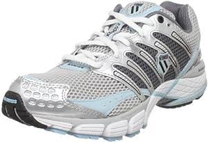 K-Swiss KEAHOU II NP 92563-051-M, Chaussures de running femme - Argent-TR-C3-2, 39 EU