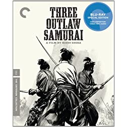 Three Outlaw Samurai (The Criterion Collection) [Blu-ray]