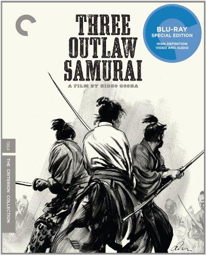 三匹の侍 Three Outlaw Samurai (北米版)
