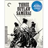 Three Outlaw Samurai (The Criterion Collection) [Blu-ray] ~ Tetsuro Tamba