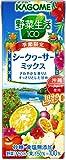 カゴメ 野菜生活100 シークヮーサーミックス 200ml×24本 ランキングお取り寄せ