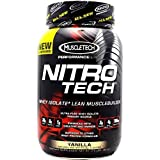 MuscleTech Performance Series Nitro-Tech - Vanilla - 2 lbs (907g)