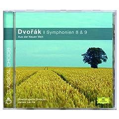 "Dvor�k: Symphonies Nos.8 & 9 ""From the New World"""