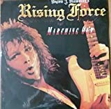 Yngwie Malmsteen, Rising Force Marching Out, 1986, Lp, A+(nm)