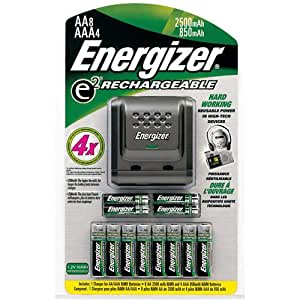 ENERGIZER RECHARGEABLE BATTERIES AA REVIEW