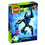 LEGO Ben 10 Alien Force 8411 ChromaStone
