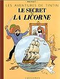 echange, troc Hergé - Les Aventures de Tintin : Le Secret de la licorne (fac similé)