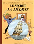 SECRET DE LA LICORNE  FAC SIMIL� COULEUR