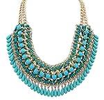 SUNNOW Bohemian Vintage Perles Tassel...