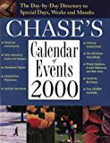 Chase's Calendar of Events Annual (0809227762) by Chase