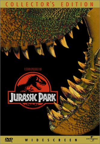 Cover art for  Jurassic Park (Widescreen Collector's Edition)