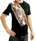 Rocky Balboa Championship Belt Adult Black T-shirt