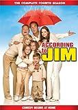 According to Jim: Complete Fourth Season [DVD] [Region 1] [US Import] [NTSC]