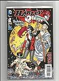 Harley Quinn Holiday Special #1 variant