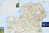 Ireland (National Geographic Adventure Map)