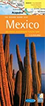 The Rough Guide to Mexico Map (Rough Guide Country/Region Map)