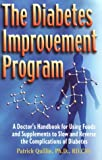img - for The Diabetes Improvement Program book / textbook / text book